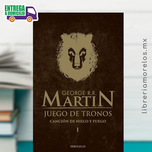 CANCION DE HIELO Y FUEGO 1: JUEGO DE TRONOS