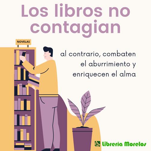 LOS LIBROS NO CONTAGIAN