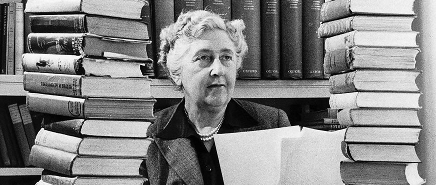 Agatha Christie, La Dama del Crimen