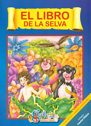 Librería Morelos | EL LIBRO DE LA SELVA
