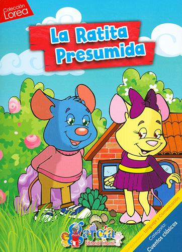 Librería Morelos La Ratita Presumida