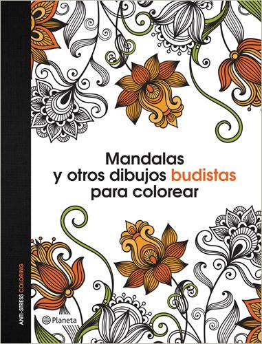 Librería Morelos Mandalas Y Otros Dibujos Budistas Para Colorear