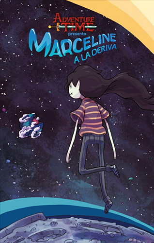 ADVENTURE TIME: MARCELINE A LA DERIVA