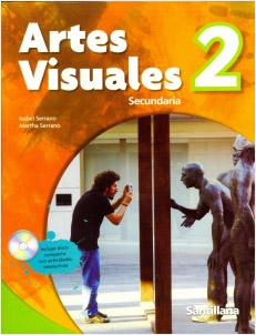 Librería Morelos Artes Visuales 2 Pack Secundaria Incluye Cd