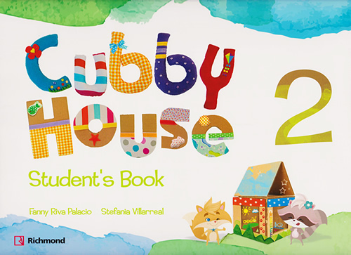 CUBBY HOUSE 2 STUDENTS BOOK (INCLUDE CD)