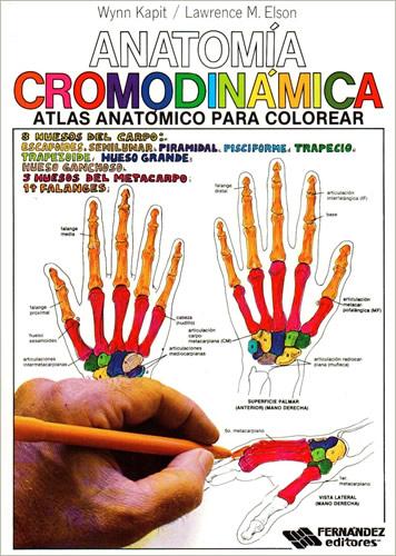 Librería Morelos   ANATOMIA CROMODINAMICA