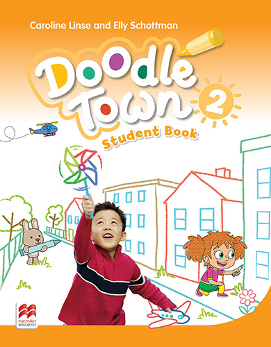 DOODLE TOWN 2 STUDENTS BOOK