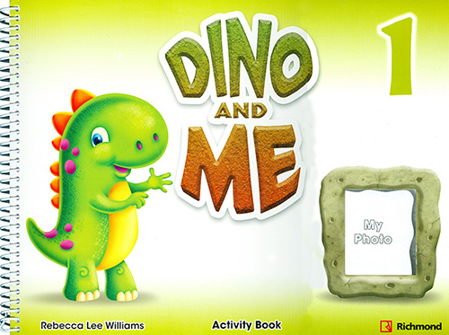 DINO AND ME 1 ACTIVITY BOOK