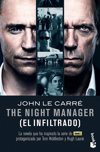 THE NIGHT MANAGER - EL INFILTRADO (VERSION EN ESPAÑOL)