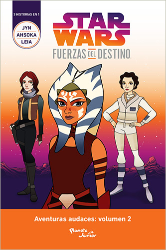 STAR WARS: FUERZAS DEL DESTINO 2