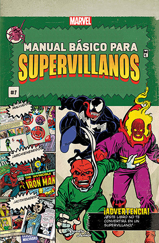 MANUAL BASICO PARA SUPERVILLANOS