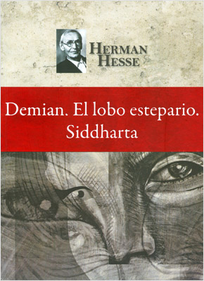 Librería Morelos | DEMIAN - EL LOBO ESTEPARIO - SIDDHARTA (R)
