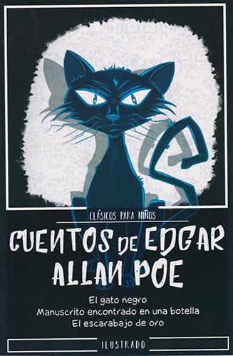 Librería Morelos | CUENTOS DE EDGAR ALLAN POE (L.B. INFANTIL)