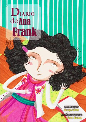 Librería Morelos Diario De Ana Frank Infantil E Ilustrado