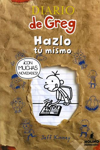 Librera Morelos DIARIO DE GREG HAZLO TU MISMO DIARIO CON MUCHAS