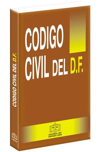 Librería Morelos | CODIGO CIVIL DE LA CIUDAD DE MEXICO (D