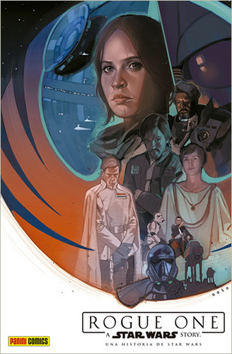 ROGUE ONE: UNA HISTORIA DE STAR WARS (COMIC)