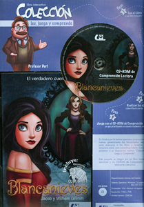 BLANCANIEVES (INCLUYE CD)