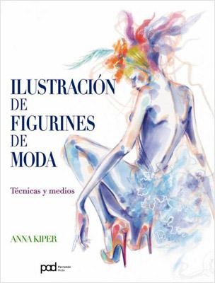 Librería Morelos | ILUSTRACION DE FIGURINES DE MODA