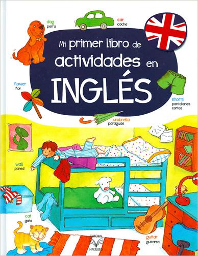 Libreria Morelos Mi Primer Libro De Actividades En Ingles