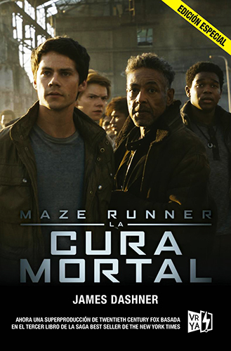 MAZE RUNNER VOL. 3: LA CURA MORTAL (BOLSILLO)