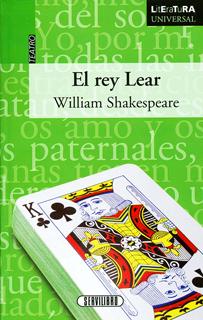 EL REY LEAR (LITERATURA UNIVERSAL)