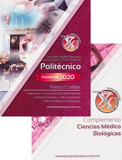 PAQUETE 2021 GUIA DE ESTUDIO PARA INGRESO AL AREA...
