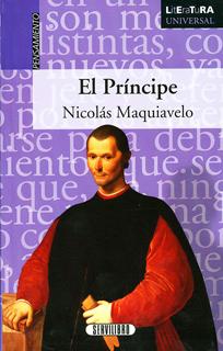 EL PRINCIPE (LITERATURA UNIVERSAL)