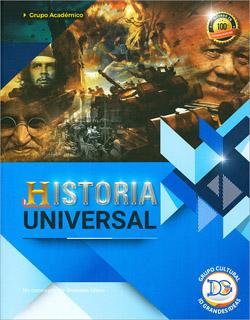 HISTORIA UNIVERSAL (4 SEMESTRE 2019)