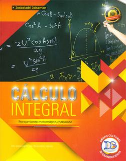 CALCULO INTEGRAL (6ER SEMESTRE 2019)