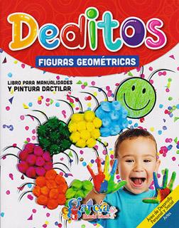 DEDITOS: FIGURAS GEOMETRICAS (LIBRO PARA...