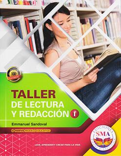 TALLER DE LECTURA Y REDACCION 1 (1ER SEMESTRE...