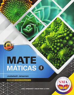 MATEMATICAS 3 (3ER SEMESTRE 2019)