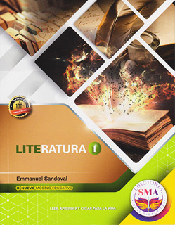 LITERATURA 1 (3 SEMESTRE 2019)