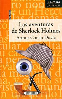 LAS AVENTURAS DE SHERLOCK HOLMES (LITERATURA...
