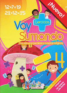VOY SUMANDO 4: CON NUMEROS PERDIDOS Y CUADROS...