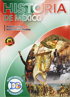 HISTORIA DE MEXICO (5 SEMESTRE 2019)