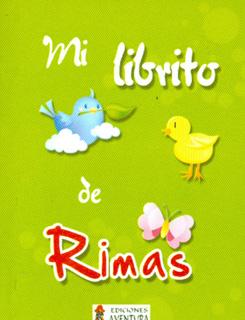 MI LIBRITO DE RIMAS