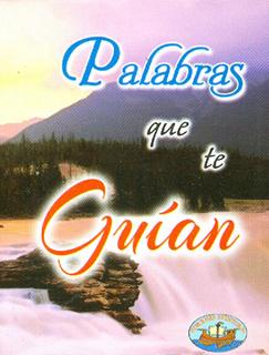 PALABRAS QUE TE GUIAN (MINI LIBROS)