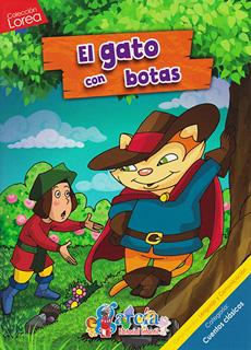 LOREA: EL GATO CON BOTAS