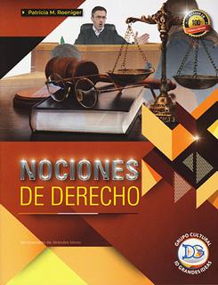 NOCIONES DE DERECHO (6 SEMESTRE 2019)