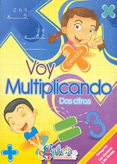 VOY MULTIPLICANDO 3: DOS CIFRAS