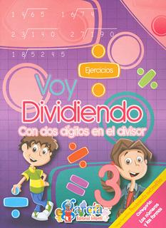 VOY DIVIDIENDO 3: CON DOS DIGITOS EN EL DIVISOR
