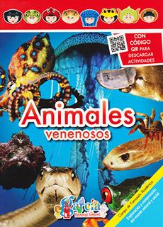 REINO ANIMAL: ANIMALES VENENOSOS