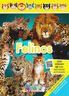 REINO ANIMAL: FELINOS