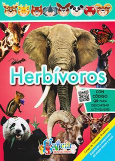 REINO ANIMAL: HERBIVOROS