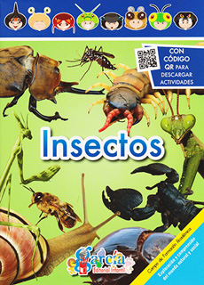 REINO ANIMAL: INSECTOS
