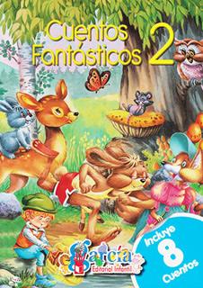 CUENTOS FANTASTICOS 2 (8 CUENTOS EN 1)