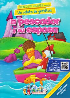 CUENTOS DE VALORES: EL PESCADOR Y SU ESPOSA (UN...