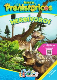 ANIMALES PREHISTORICOS: HERBIVOROS